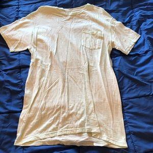 Men's Hanes pocket T-shirt